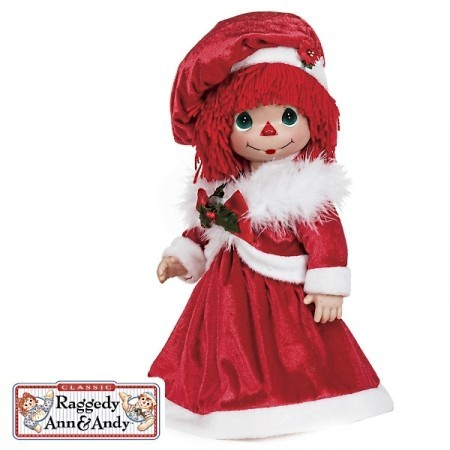 Кукла Raggedy Wishes to You – Girl