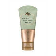 Крем для рук Real Moist 24 Hand Cream (Argan oil)