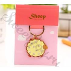 Брелок для ключей Sheep – Yellow