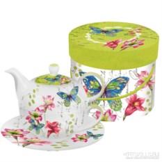 Чайный набор в подарочной коробке Аporia