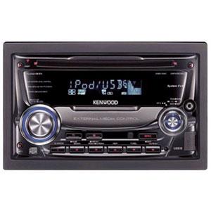 Ресивер Kenwood DPX-502UY CD/MP3