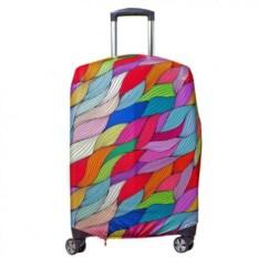 Чехол для чемодана из неоспана Фэнси