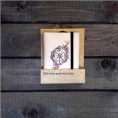 Обложка для паспорта Compass