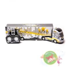 Радиоуправляемый грузовик с прицепом QY0201A