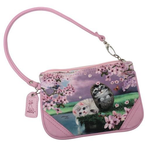 Кошелек-сумочка «Цветы вишни»