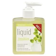 Жидкое мыло для чуствительной кожи с диспенсером