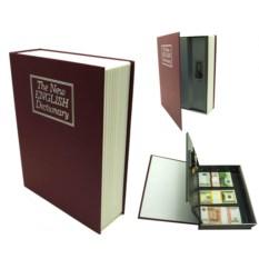 Книга-сейф с кодовым замком Бизнес
