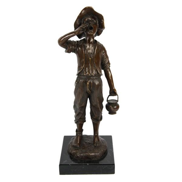 Бронзовая статуэтка Том Сойер