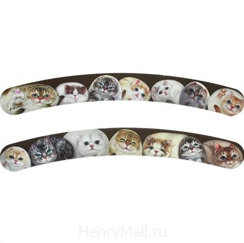 Пилка для ногтей «Кошки Генри»