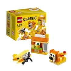 Конструктор Lego Classic Оранжевый набор для творчества