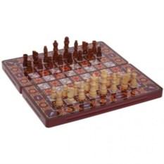 Набор 3 в 1 Стратегия (нарды, шахматы, шашки)