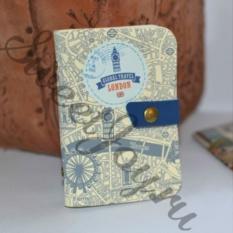 Держатель для карточек Global Travel London