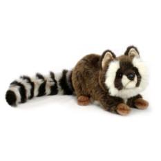 Мягкая игрушка Енот лежащий от Hansa