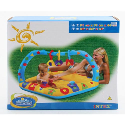 Детский бассейн-игровой центр