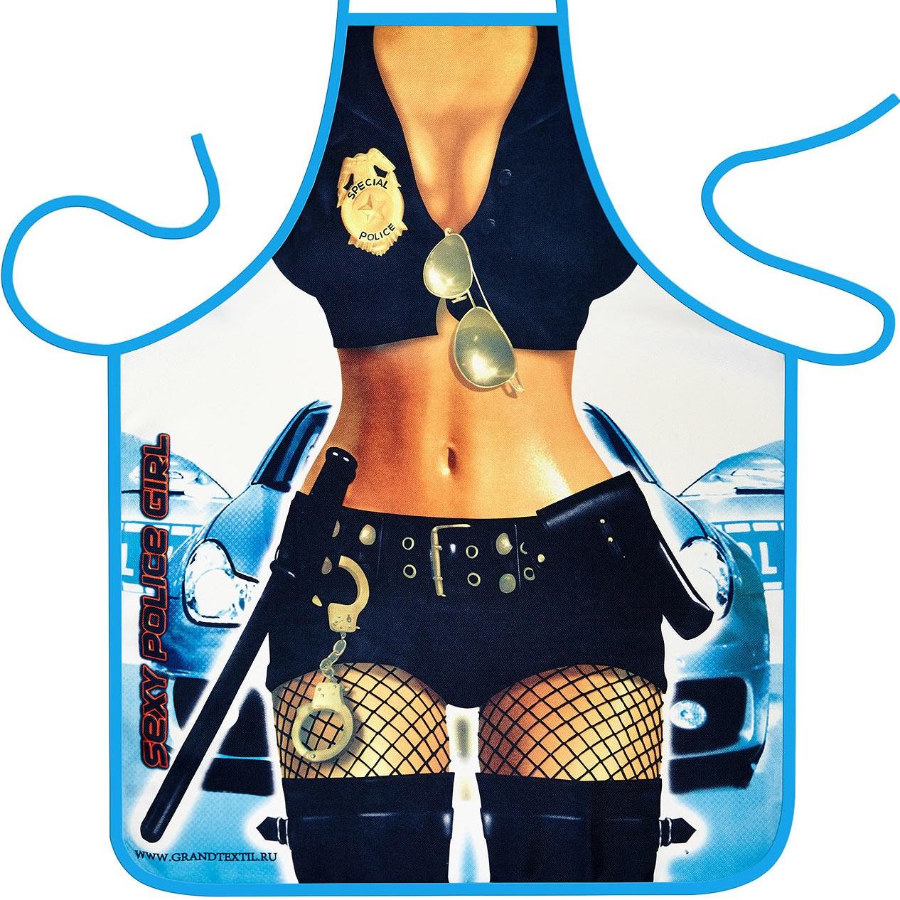 Фартук «Мисс полиция»