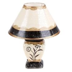Керамический светильник Винтаж