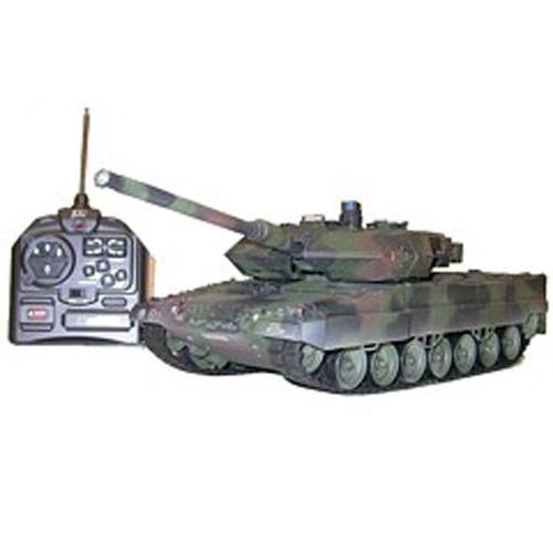 Радиоуправляемый танк Leopard