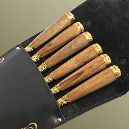 Набор для шашлыка «Подарочный Престиж»