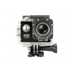 Экшн-камера SJCAM SJ4000 Wi-Fi Edition черного цвета