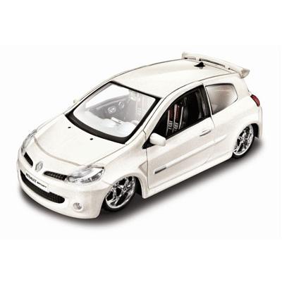 Сборная модель Renault Clio Sport 1/32