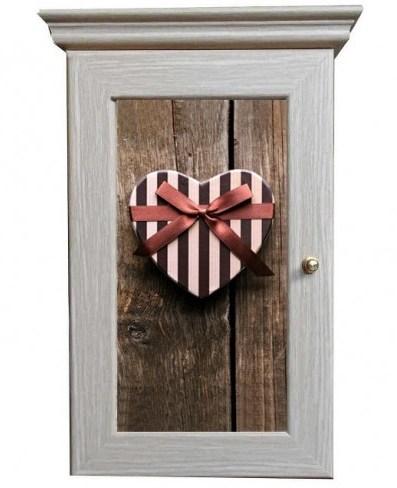Декоративная ключница Подарок с любовью