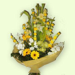 Букет цветов «Достойный»
