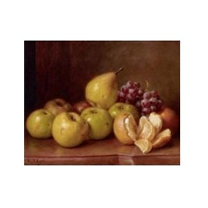 Картина «Фрукты на столе»