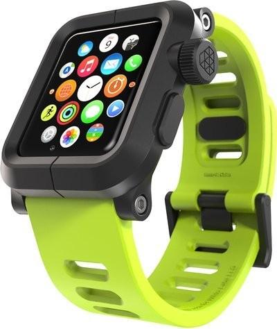 Спортивный ремешок и чехол для Apple Watch 42mm LunaTik Epik