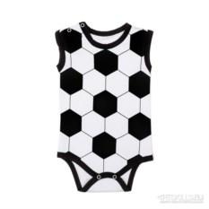 Детское боди Футбольный мяч