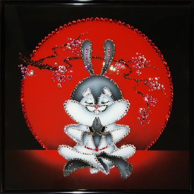 Картина «Японский кролик»