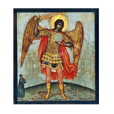 Икона Святой Архангел Михаил