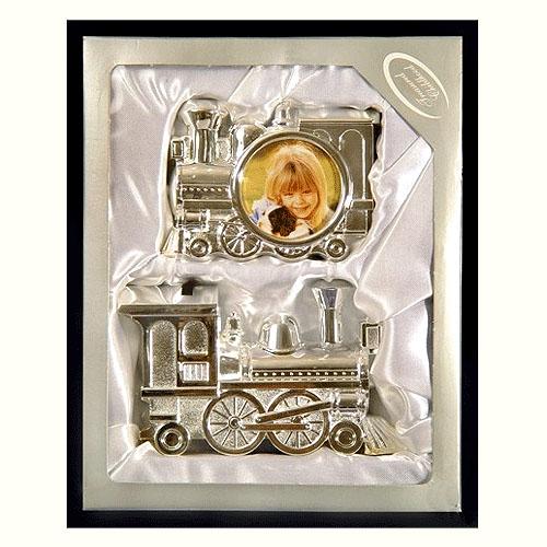 Подарочный набор для малыша «Паровозик»