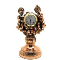 Статуэтка с часами Близнецы (19 см)