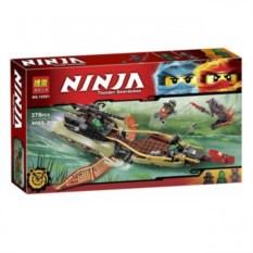 Конструктор Bela Ninja 10581 Тень судьбы