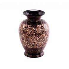 Латунная ваза Малика