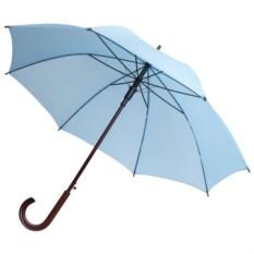 Зонт-трость Unit Standard голубого цвета