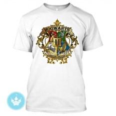 Мужская футболка Хогвартс