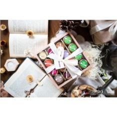 Подарочный набор миниатюр варенья и мёда Ассорти