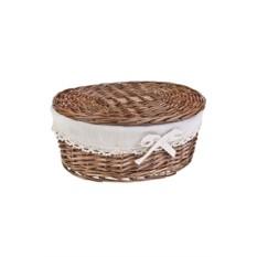 Декоративная корзинка Овал
