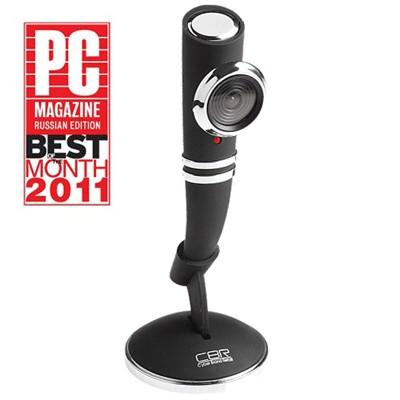 Веб-камера с микрофоном и кнопкой мгновенной съемки