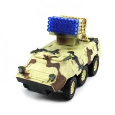 Радиоуправляемый военный бронетранспортер БТР