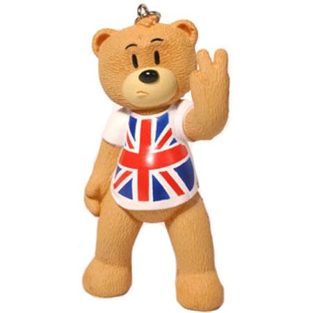 Медведь Вик Флаг