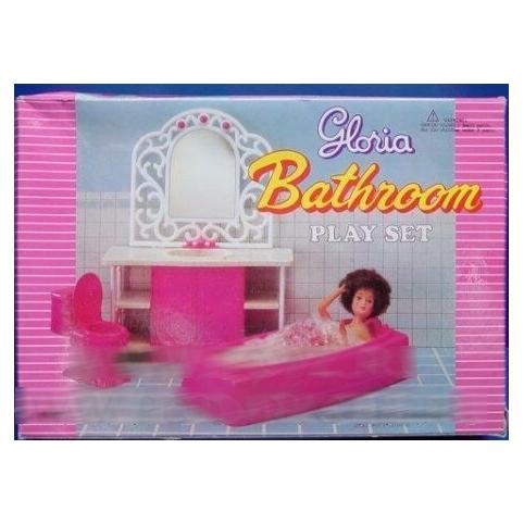 Набор «Пластиковая ванная»