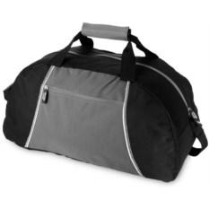 Серая спортивная сумка с одним отделением Slazenger