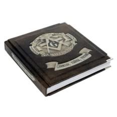 Подарочная книга Масонство. Символы, тайны, учения