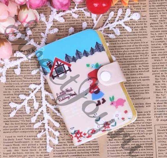 Держатель для карточек Little Red Riding Hood (Бежевый)