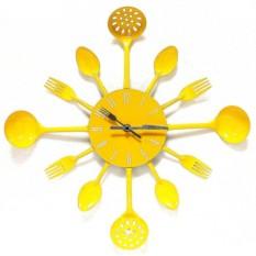 Желтые часы Набор повара