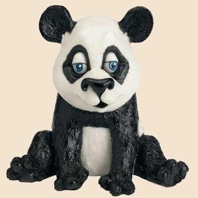 Фарфоровая фигурка панды  Chesney
