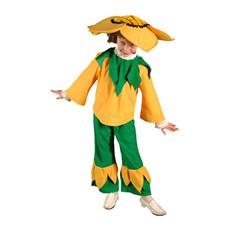 Карнавальный костюм Подсолнух,  3-7 лет