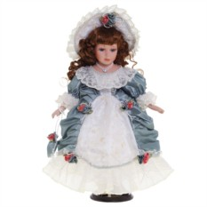 Фарфоровая кукла Елена